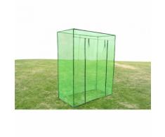 vidaXL Serre de jardin 170 x 80 200 cm