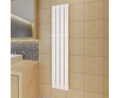 vidaXL Porte-serviette 311mm + Radiateur panneau blanc x 1500mm