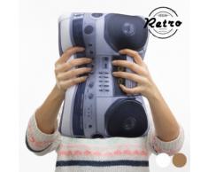 MPC Coussin Décoratif Antistress Radio Retro