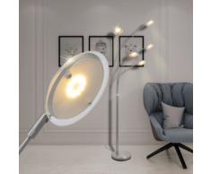 vidaXL Lampadaire à LED éclairage réglable 25 W