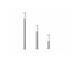 vidaXL Lampe design de jardin (3 bornes)