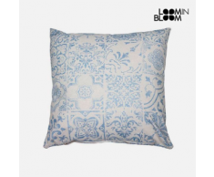 MPC Coussin Bleu (45 x 45 cm) - Collection Queen Deco by Loom In Bloom