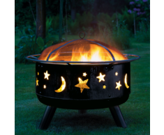 Landmann Brasero à charbon Stars & Moon 11811