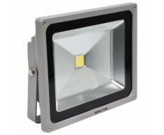 YATO Projecteur LED COB 50W Argenté YT-81806