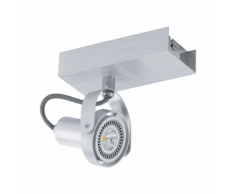EGLO Spot LED en aluminium Novorio 1L 94642
