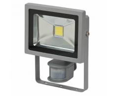 Brennenstuhl Projecteur LED L CN 120 PIR V2 IP44 20 W