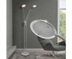 vidaXL Lampadaire à LED éclairage réglable 10 W
