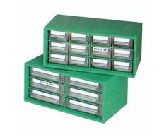 Not specified OUTIFRANCE - Casier de rangement 6 tiroirs
