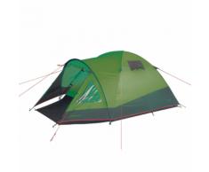 """Camp Gear Tente pour 3 personnes """"Missouri"""" 300 x 180 125 cm Vert"""