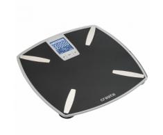 Cresta Pèse-personne de salle bain CBS370 180 kg Noir 77015.01