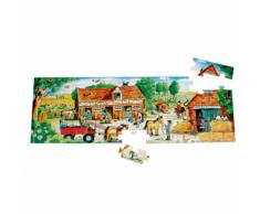 Beleduc Puzzle plancher de ferme 16208