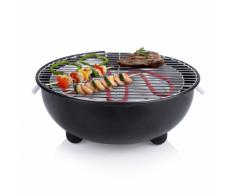 Tristar Barbecue électrique de table BQ-2880 1250 W 30 cm Noir