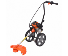 vidaXL Débroussailleuse orange et noir 52 cc 1,9 kW