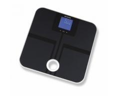 Inventum pèse-personne en verre 180 kg noir PW730BG