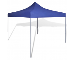 vidaXL Tente pliable bleue