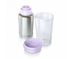 Philips Chauffe-biberon 500 ml Acier inoxydable Violet