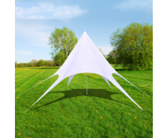 vidaXL Tente de jardin en forme d'étoile 12m