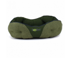 Beco Pets Panier pour chien BecoBed Taille XS 46x37x13 cm Vert 1567