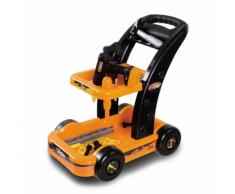 Beta Tools jouet chariot d'outil pour enfant 9547T en plastique