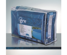 Gre GRE POOLS - Bâche piscine ovale 915 X 470 anti U.V.A 180 microns