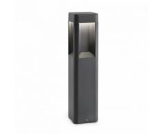 Faro - Borne LED Naya IP54 H50 cm Anthracite