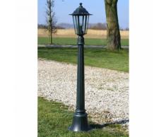 vidaXL Luminaire extérieur type lampadaire 105 cm