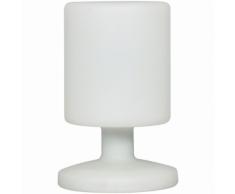 SMARTWARES Lampe de table d'extérieur LED 5W Blanche 5000.472