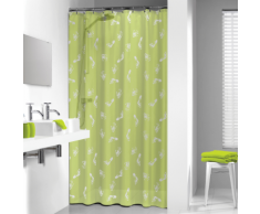 Sealskin Rideau de douche Amy 180 cm Lime 210701337