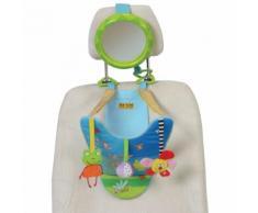 Taf Toys Jouet de siège auto avec miroir pour bébés 11555