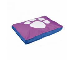 Ami Confort confort-Coussin rectangulaire 60x45x6 Empreinte Violette