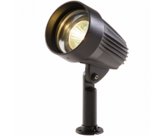 "Garden Lights Projecteur LED ""Corvus"" en aluminium noir"