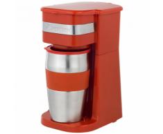 Bestron Cafetière électrique 750 W 420 ml Rouge ACM111R
