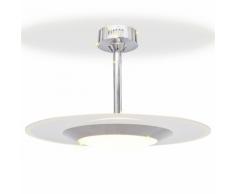 vidaXL Plafonnier Rond LED