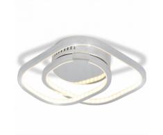vidaXL Lampe LED murale ou de plafond 10 W