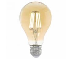 EGLO Ampoule LED style vintage E27 A75 Amber 11555