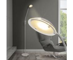 vidaXL Lampadaire à LED éclairage réglable 5 W