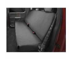 WeatherTech Couvre-siège auto 142,2x49,5x57,2 cm Noir DE2011CH