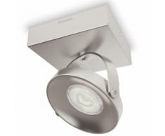 Philips myLiving Plafonnier LED Spur 4,5 W Chromé 533101716
