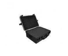 vidaXL Caisse valise coffre boîte à outils rangement