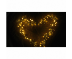 vidaXL Guirlande lumineuse 400 LEDS