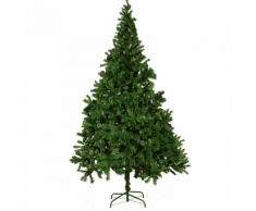vidaXL Sapin de Noël 210 cm branches volumineuses