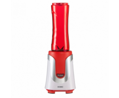Domo DOMO Mixeur 2 en 1 DO434BL 300 W Rouge