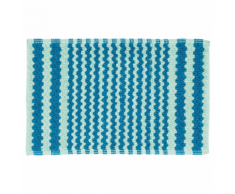 Sealskin Tapis de bain Motif 50 x 80 cm Aqua 294445430