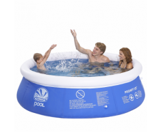 Jilong Piscine gonflable ronde 240 x 63 cm