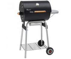 Landmann Barbecue au charbon Taurus 440 44 x 36 cm Noir