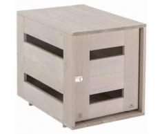 Ferplast Cage en bois pour chien Home S 65 x 45 54 cm 87030121
