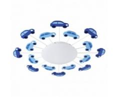 EGLO Applique murale / de plafond VIKI 1 bleu