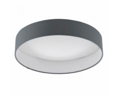 EGLO Plafonnier LED Palomaro anthracite 93396
