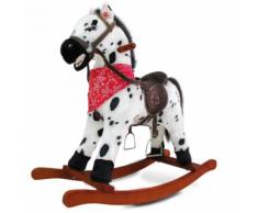 Not specified Cheval à bascule musical jouet enfant bébé