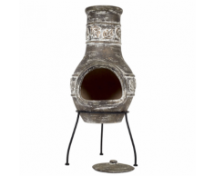 RedFire Cheminée Acopulco Argile Bronze 86036